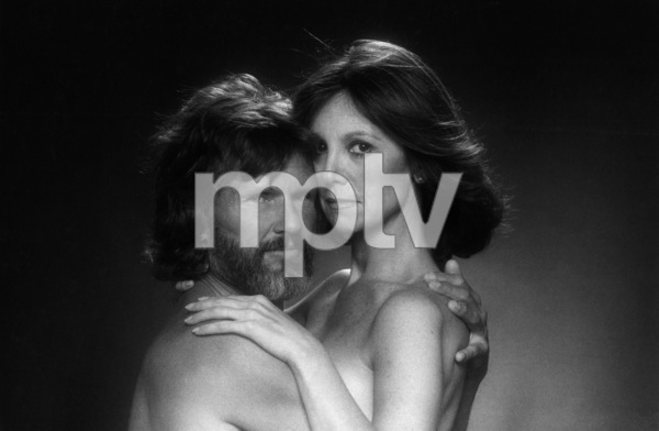 """Kris Kristofferson and Marlo Thomas in """"The Lost Honor of Kathryn Beck""""1984© 1984 Mario Casilli - Image 2571_0006"""