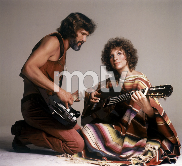 "Kris Kristofferson and Barbra Streisand in ""A Star Is Born""1976 Warner Bros.** B.D.M. - Image 2571_0007"