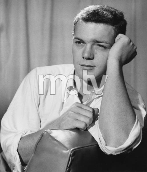 James MacArthurcirca 1960Photo by Gabi Rona - Image 2626_0001
