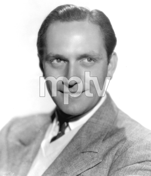 Fredric March, c. 1937. - Image 2643_0017
