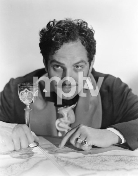 """Fredric March in """"The Buccaneer""""1938 - Image 2643_0026"""