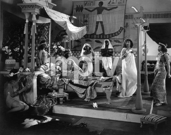 """""""The Dancer of the Nile""""Carmel Myers, June Eldridge1923 Film Booking Offices of America** I.V. - Image 2735_0001"""