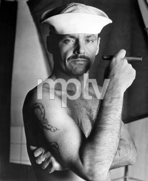 """The Last Detail"" Jack Nicholson1973 Columbia ** I.V. - Image 2754_0082"