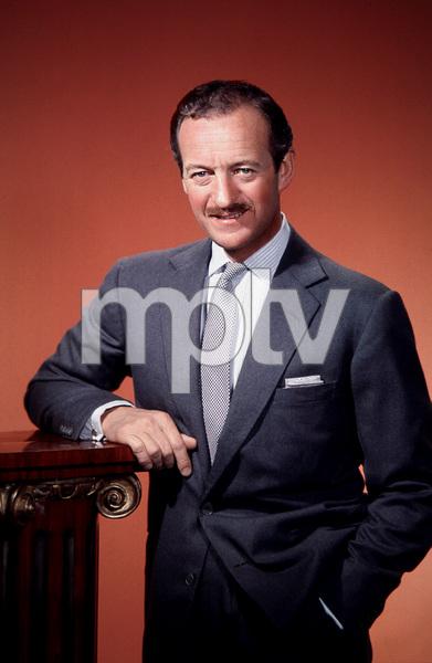 David Niven1958 © 1978 Wallace SeawellMPTV - Image 2756_0013