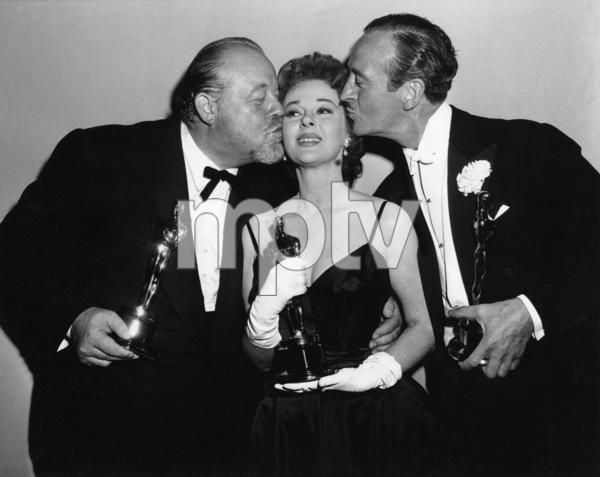 """""""The 31st Annual Academy Awards"""" Burl Ives, Susan Hayward, David Niven 1959** B.L. - Image 2756_0678"""