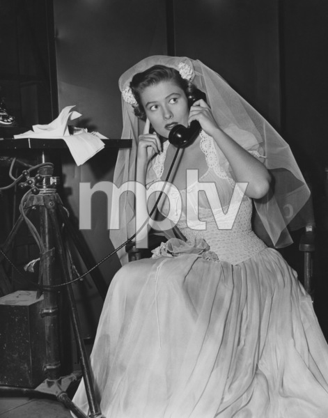 """Nancy Olson in """"Force of Arms""""1951Photo by Graybill - Image 2787_0004"""