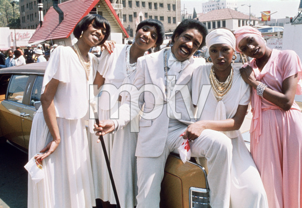 """The Pointer Sisters, Richard Pryor in """"Car Wash""""1976 Universal** B.D.M. - Image 2843_0070"""
