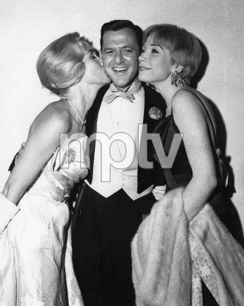 Tony Randall with Eva Marie Saint and Shirley MacLainecirca 1960s** B.L. - Image 2850_0028