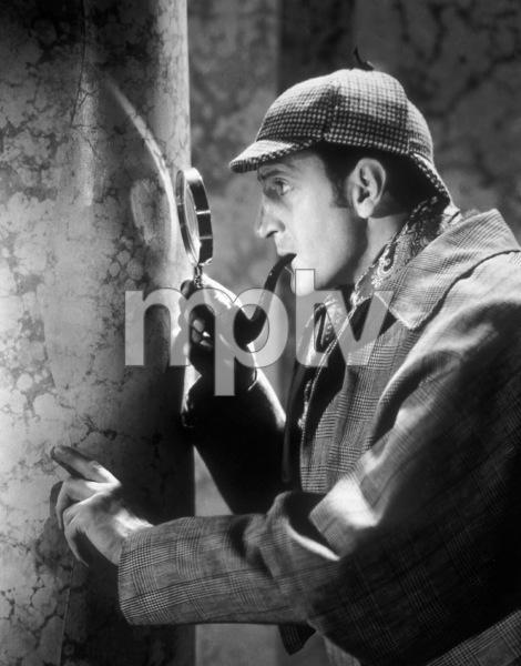 Basil Rathbone as Sherlock Holmescirca 1939 - Image 2853_0010