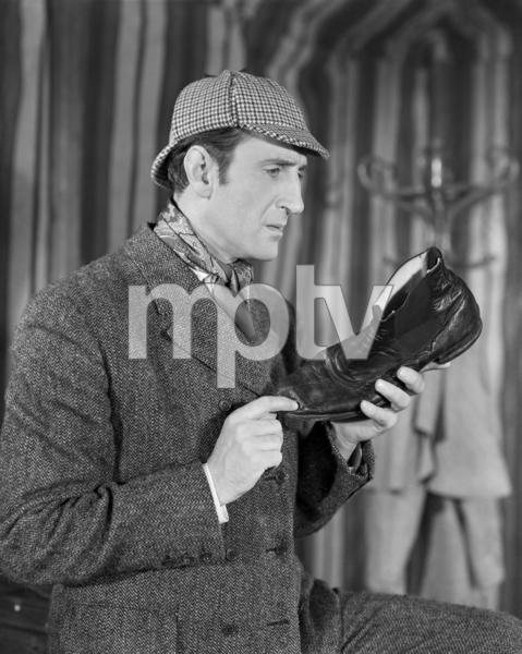 Basil Rathbone as Sherlock Holmescirca 1940s** I.V / M.T. - Image 2853_0671