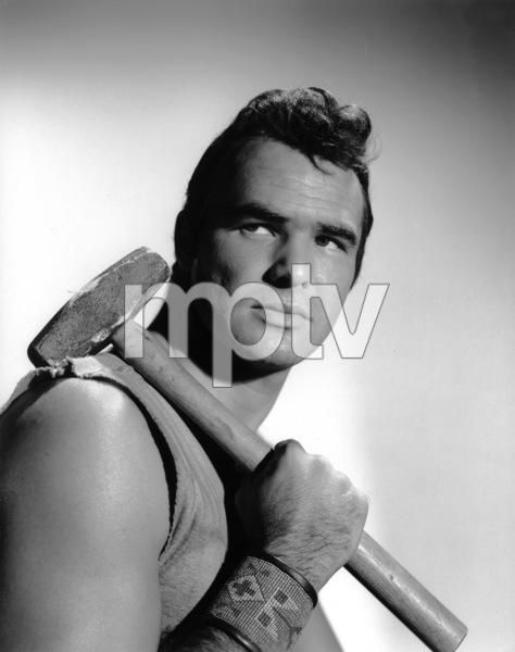 "Burt Reynolds in ""Gunsmoke""circa 1963Photo by Gabi Rona - Image 2868_0102"
