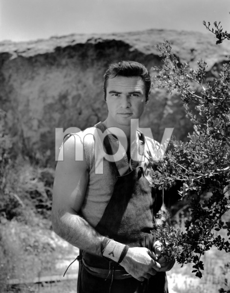 "Burt Reynolds in ""Gunsmoke""circa 1963Photo by Gabi Rona - Image 2868_0155"