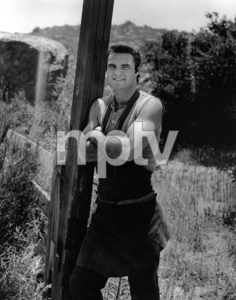 "Burt Reynolds in ""Gunsmoke""circa 1962Photo by Gabi Rona - Image 2868_0202"
