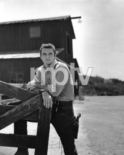 "Burt Reynolds in ""Gunsmoke""circa 1962Photo by Gabi Rona - Image 2868_0203"
