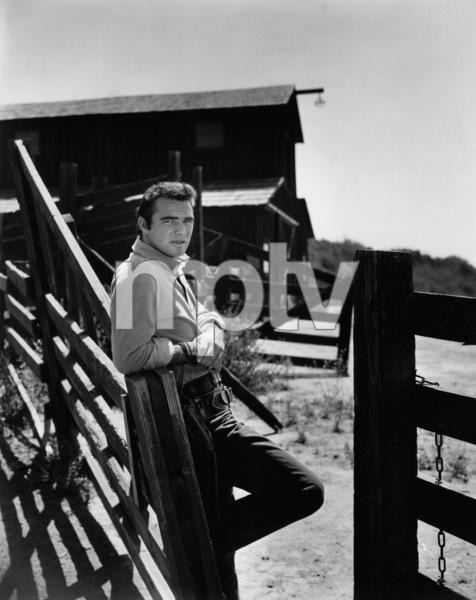 "Burt Reynolds in ""Gunsmoke""circa 1962Photo by Gabi Rona - Image 2868_0212"
