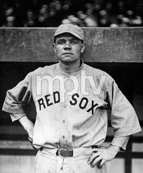 Babe Ruth circa 1915 ** I.V. - Image 2900_0008