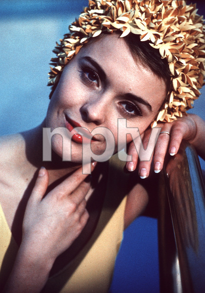 Jean Seberg1960 © 1978 Jason Hailey - Image 2927_0022