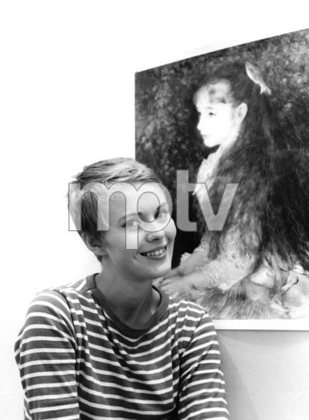 "Jean Sebergduring the filming of ""Breathless.""1959 / **I.V. - Image 2927_0054"