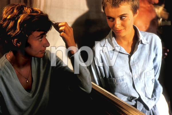 "Jean Seberg On location for""Bonjour Tristesse""  1957 © 1978 Bob Willoughby - Image 2927_0066"