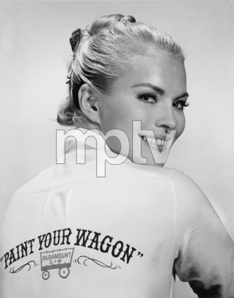 "Jean Seberg""Paint Your Wagon"" Publicity StillParamount 1969 - Image 2927_0084"