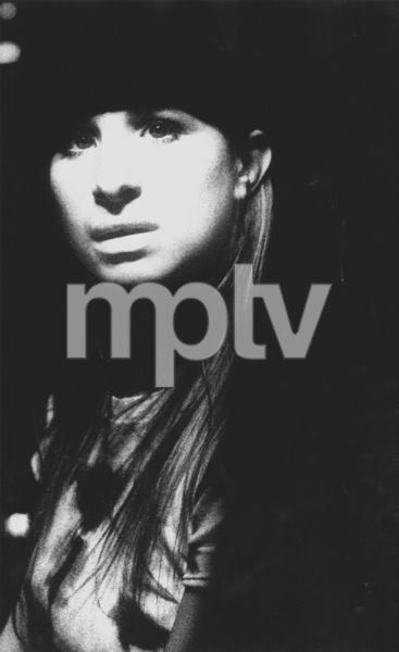 Barbra Streisand May 1971 © 1978 Ed Thrasher - Image 2995_0295