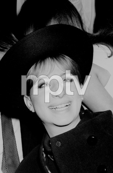 Barbra Streisand at the Golden Globes Nomination Party, 1969 © 1978 Chester Maydole - Image 2995_0297