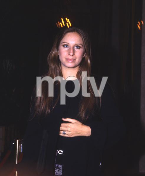 Barbra StreisandC. 1972** I.V. - Image 2995_0328