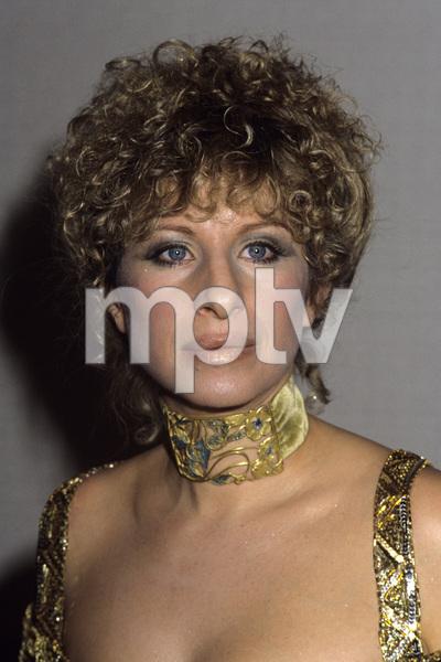 Barbra Streisandcirca 1980s © 1980 Gary Lewis - Image 2995_0349