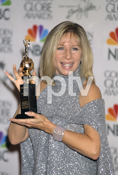 "Barbra Streisand at ""The 57th Annual Golden Globe Awards""2000 © 2000 Gary Lewis - Image 2995_0351"