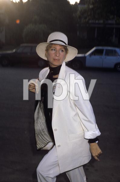 Barbra Streisandcirca 1980s © 1980 Gary Lewis - Image 2995_0353