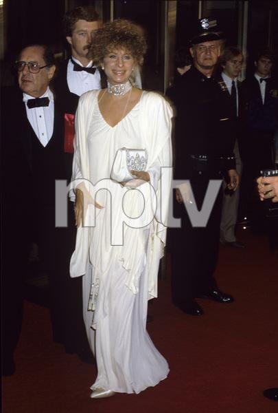 Barbra Streisandcirca 1980s © 1980 Gary Lewis - Image 2995_0355