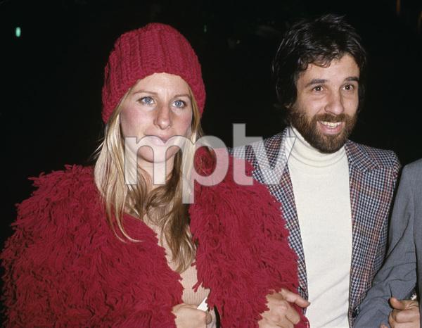 Barbra Streisand and Jon Peterscirca 1970s © 1978 Gary Lewis - Image 2995_0370