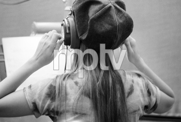 Barbra Streisand 1971 © 1978 Ed Thrasher - Image 2995_0389