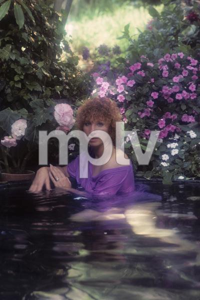 "Barbra Streisand during a photo session for her album ""Wet""1979© 1979 Mario Casilli - Image 2995_0402"