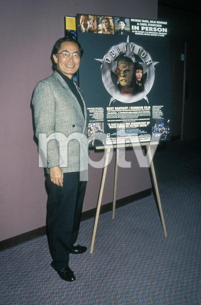 "George Takei at the ""Oblivion"" premiere in Hollywood, CA01-27-1995 © 1995 Mirek Szepietowski - Image 3005_0039"