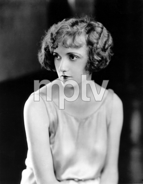 Constance Talmadge, Constance Talmadge Film Co., photo by Kenneth Alexander, circa 1922.**I.V. - Image 3007_0002