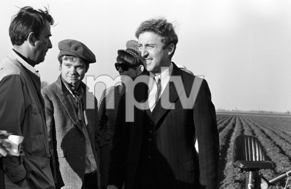 """Bonnie and Clyde""Michael J. Pollard, Gene Wilder1967 Warner Brothers** I.V. - Image 3100_1502"