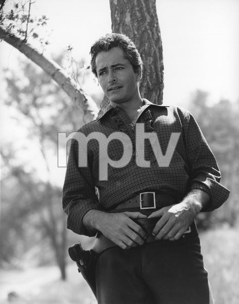 """Frontier Circus""John Derek1961Photo by Gabi Rona - Image 3108_0007"