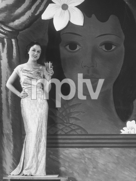 Fay WrayC. 1938 © 1978 James Doolittle/*K.K.* - Image 3125_0002