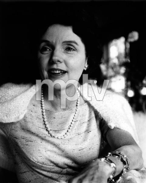 Jane Wyatt1963Copyright John Swope Trust / MPTV - Image 3126_0001