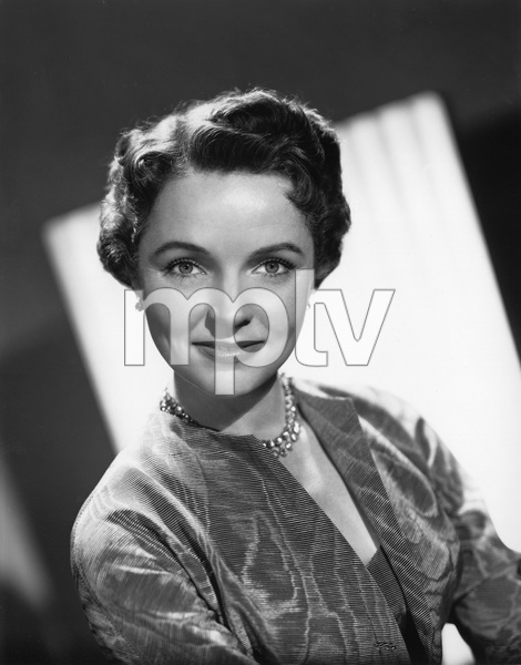 Jane Wyattcirca 1955Photo by Gabi Rona - Image 3126_0004