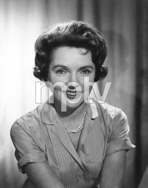 Jane Wyattcirca 1960Photo by Gabi Rona - Image 3126_0008