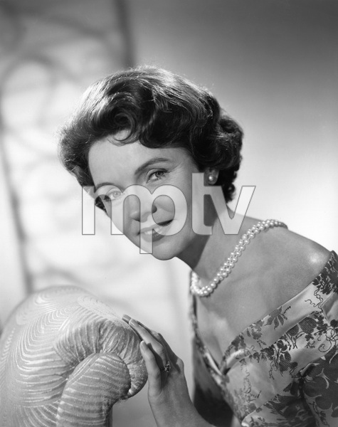 Jane Wyattcirca 1960Photo by Gabi Rona - Image 3126_0011