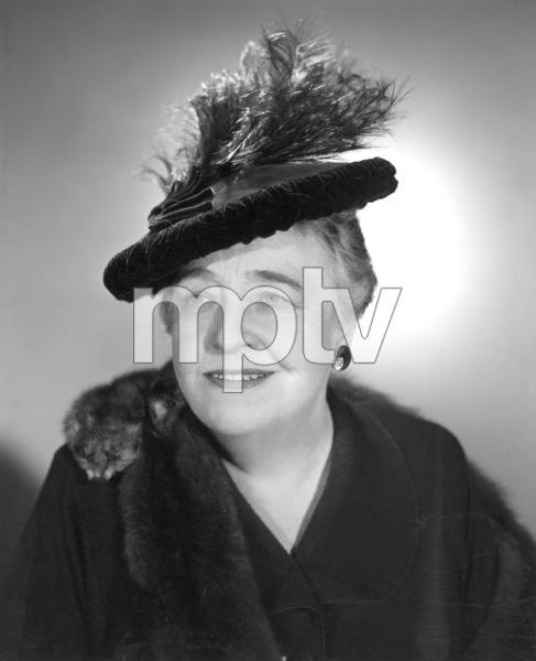 Jane Darwell, c. 1934.Photo by Gabi Rona - Image 3161_0001