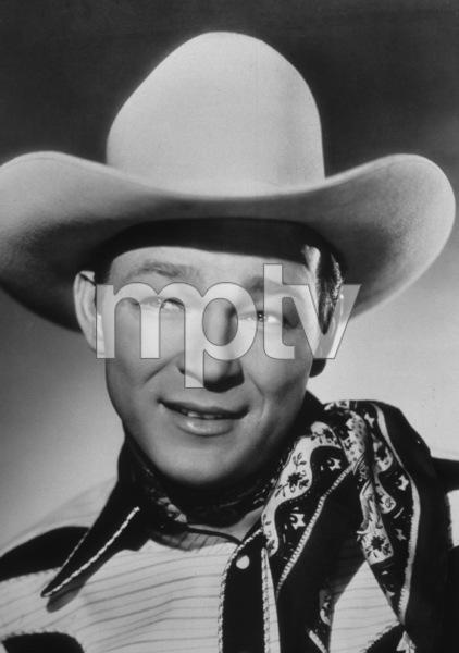Roy RogersC. 1940MPTV - Image 3187_538