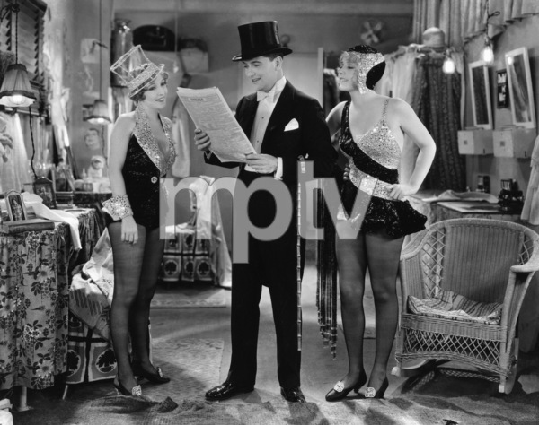 """The Broadway Melody""Bessie Love, Anita Page1929 MGM** B.L. - Image 3204_0440"