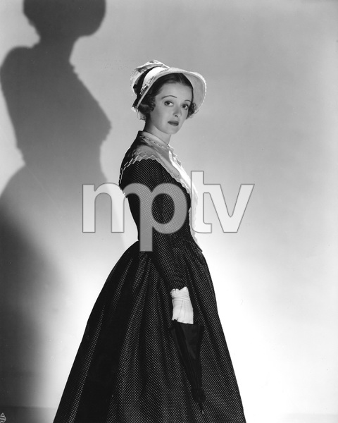 Bette Davis, ALL THIS AND HEAVEN TOO, WB, 1940, Photograph by HURRELL, I.V. - Image 3263_0002
