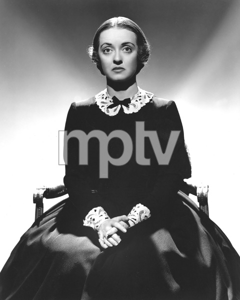 Bette Davis, ALL THIS AND HEAVEN TOO, WB, 1940, Photograph by HURRELL, I.V. - Image 3263_0003