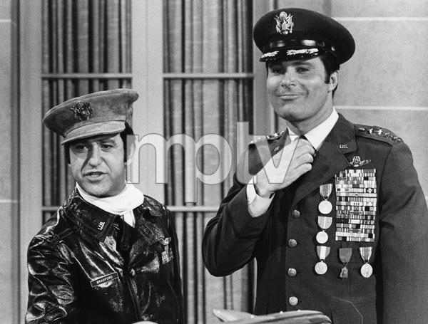 """The Beverly Hillbillies"" Soupy Sales, Max Baer Jr. circa 1966 ** I.V. - Image 3265_0119"