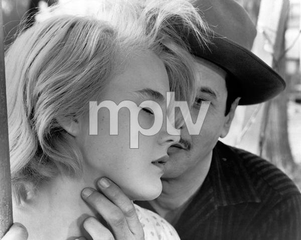 """Baby Doll""Carroll Baker, Eli Wallach1956 Warner Brothers - Image 3277_0002"